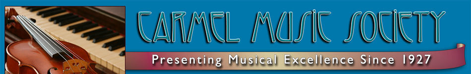 Carmel Music Society Logo